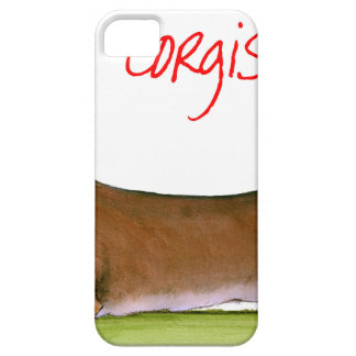 we luv corgis from Tony Fernandes Case For The iPhone 5