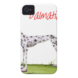 we luv dalmatians from Tony Fernandes iPhone 4 Case-Mate Cases