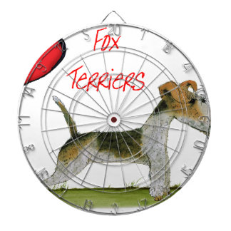 we luv fox terriers from Tony Fernandes Dartboard