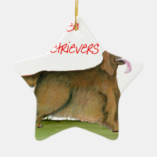 we luv golden retrievers from Tony Fernandes Christmas Ornament