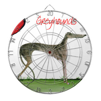 we luv greyhounds from Tony Fernandes Dartboard