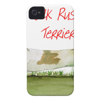 we luv jack russell terriers from Tony Fernandes iPhone 4 Case-Mate Case