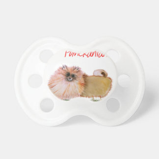 we luv pomeranians from Tony Fernandes Pacifier
