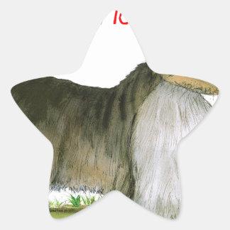 we luv shetland sheepdogs from Tony Fernandes Star Sticker
