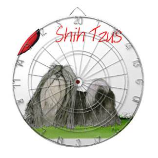 we luv shih tzus from Tony Fernandes Dartboard