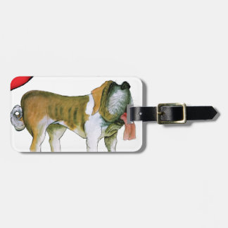 we luv st bernards from Tony Fernandes Bag Tag