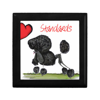 we luv standard poodles from Tony Fernandes Gift Box