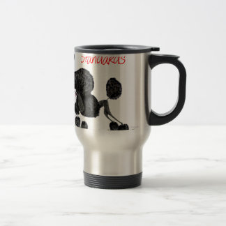 we luv standard poodles from Tony Fernandes Travel Mug