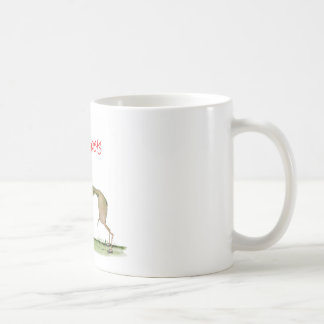 we luv whippets from Tony Fernandes Coffee Mug