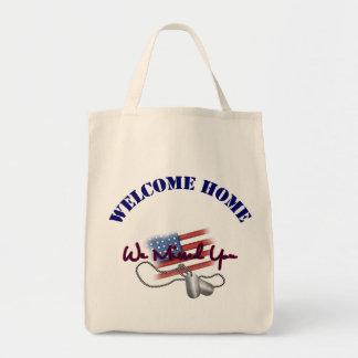 We Missed You Tote Bags