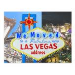 We Moved New Address Las Vegas