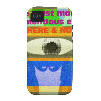 We must make a tremendous effort iPhone 4/4S case