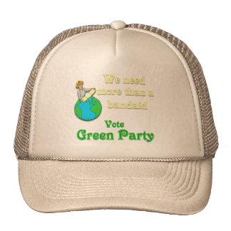 We Need More Than a Bandaid Mesh Hats