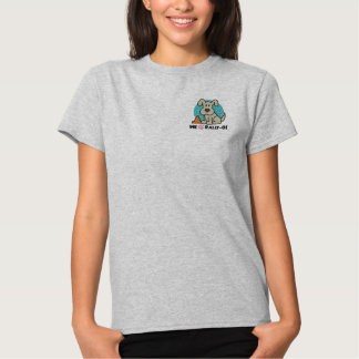 We Paw Rally-O Embroidered Shirts