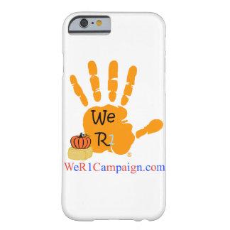 We R1 Halloween Hand Phone Case