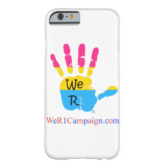 We R1 Pansexual Hand Phone Case