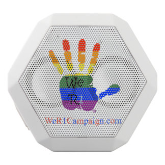We R1 Rainbow Hand Bluetooth Speaker