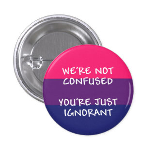 We re Not Confused button