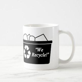 We Recycle Mugs