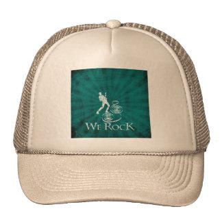 We Rock Trucker Hat