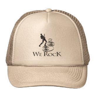 We Rock Trucker Hats