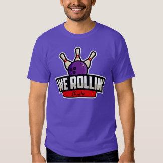 We Rollin' - Rachael Shusko Tshirts