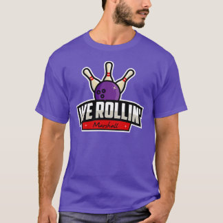 We Rollin' - Scott Marshall T-Shirt