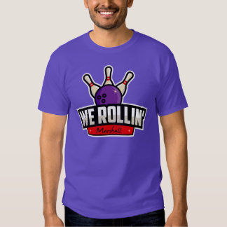 We Rollin' - Scott Marshall Tshirts