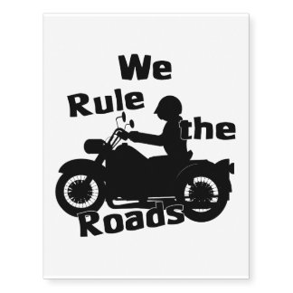 We Rule the Roads (Biker)