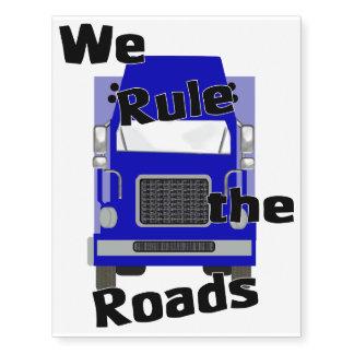 We Rule the Roads (Semi)