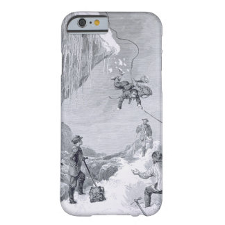 'We Saw a Toe - It Seemed to Belong to Moore - We Barely There iPhone 6 Case