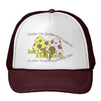 We Scream for Ice Cream! - Hat