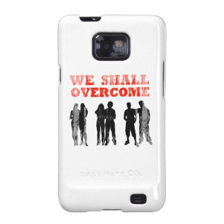 We Shall overcome Faded.png Samsung Galaxy SII Cover