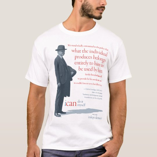 """""""We stand wholly committed..."""" T-Shirts"""