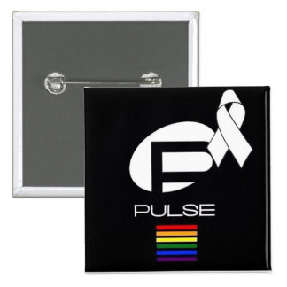 We Stand with Pulse Square Button