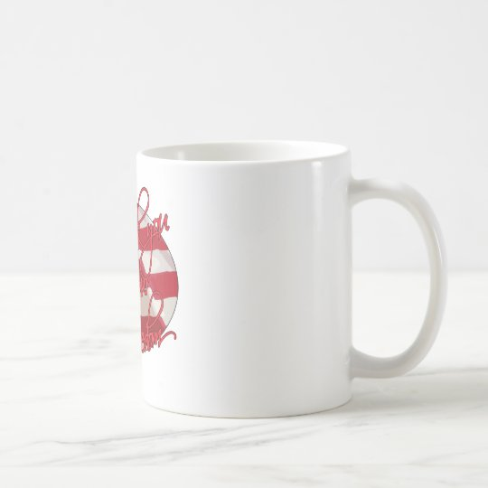 We thank you coffee mug