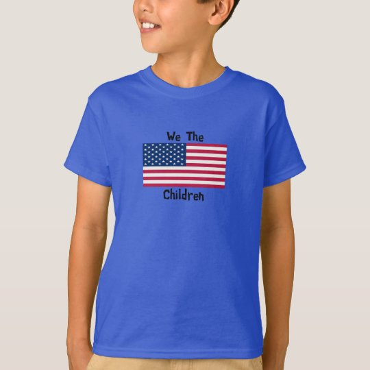 We The Children T-Shirt