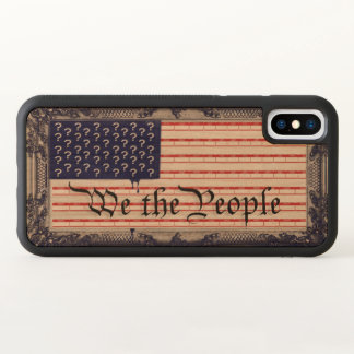 We the people American flag case