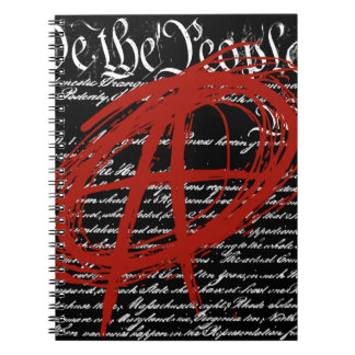 We The People: Anarchy Notebook