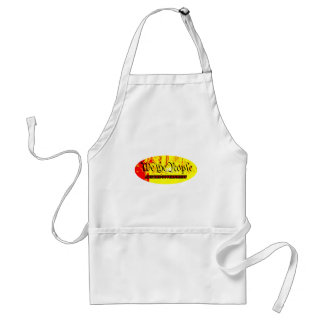 We The People Are The Government The MUSEUM Zazzle Aprons