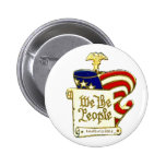 We the People - Button