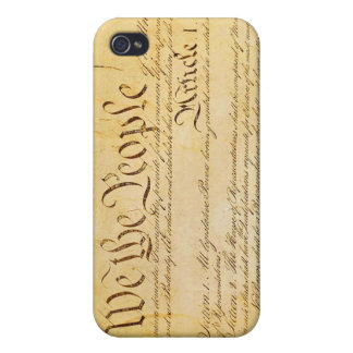 We The People iPhone 4/4S Case
