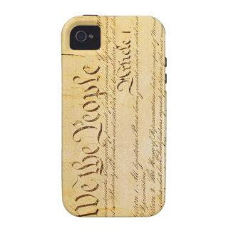 We The People iPhone 4/4S Vibe Case iPhone 4/4S Cases