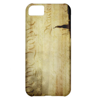 We the People iPhone 5C Case
