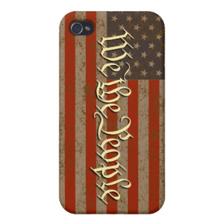 We the People Covers For iPhone 4