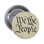 We the People! Pin