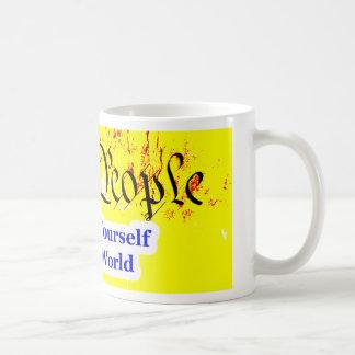 We The People Remake Yourself The MUSEUM Zazzle Gi Mug