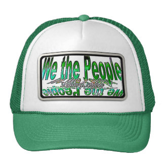 ~ We The People,,* Simply Demand Justice* Mesh Hat