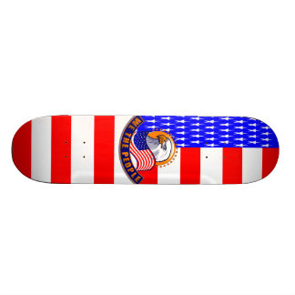 We The People Skateboard