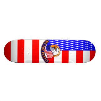 We The People Skateboard